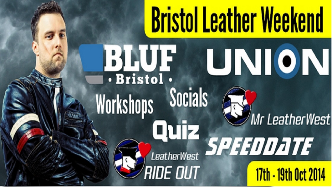 Bristol's First Leather Weekend Announced