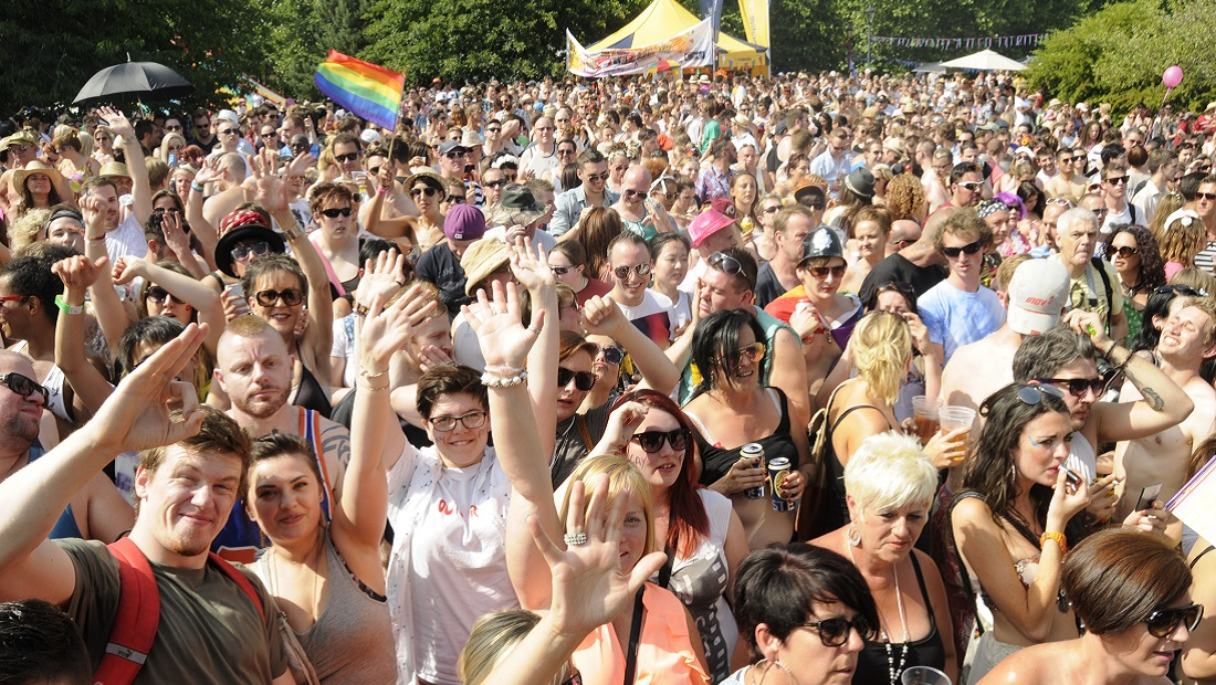 Bristol Pride To Be Biggest and Greenest Event Yet