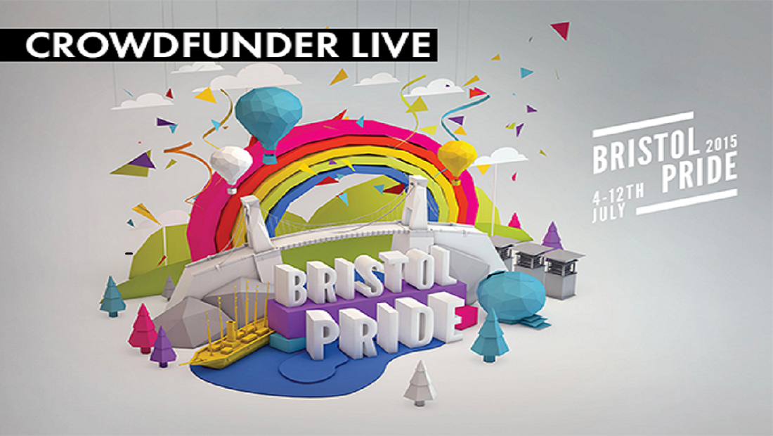 Bristol Pride Launches CrowdFunding Campaign