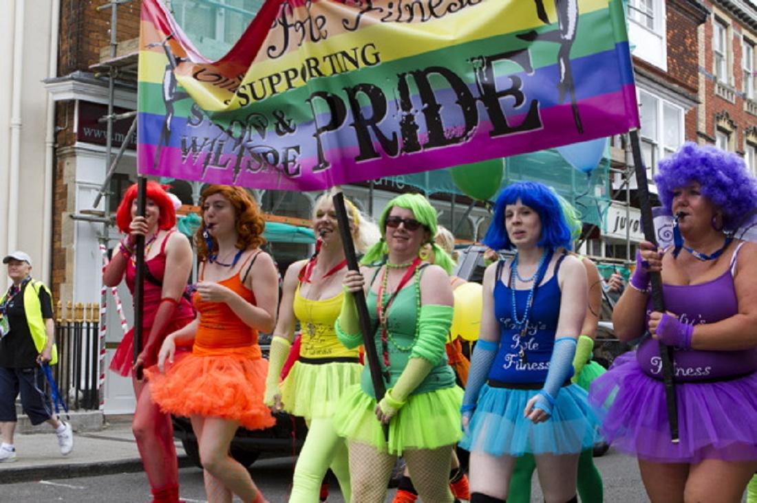 Register For Swindon & Wiltshire's Pride Parade