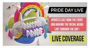 Bristol Pride 2018 Live
