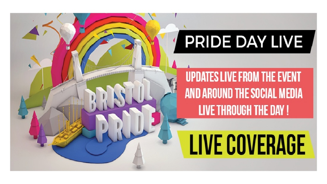 Bristol Pride Day 2019 – Live Coverage