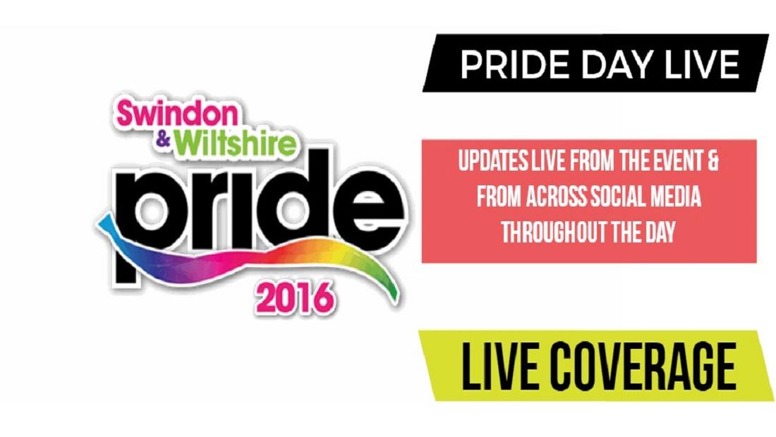 Swindon & Wiltshire Pride LIVE Coverage