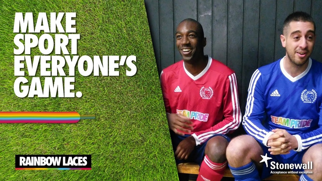 Bristol Rugby Supports Rainbow Laces Campaign