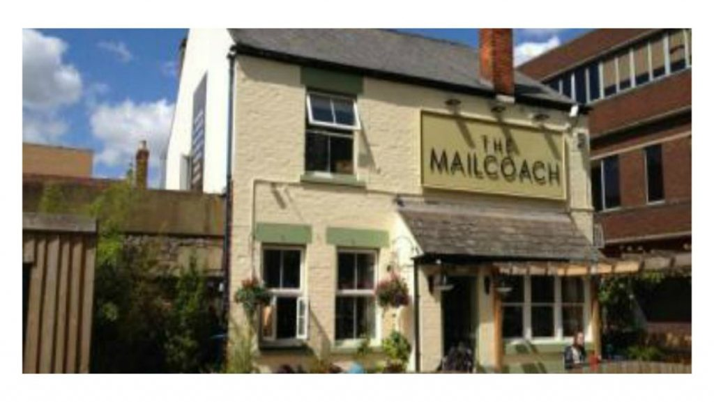 Mailcoach Swindon