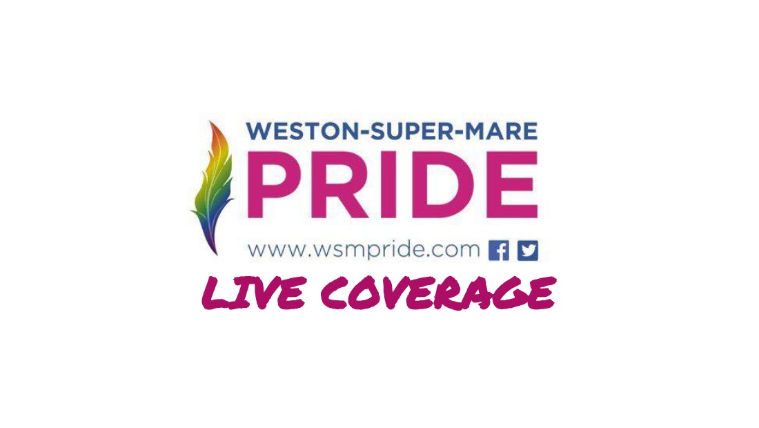 Weston Super Mare Pride 2018 Live Coverage