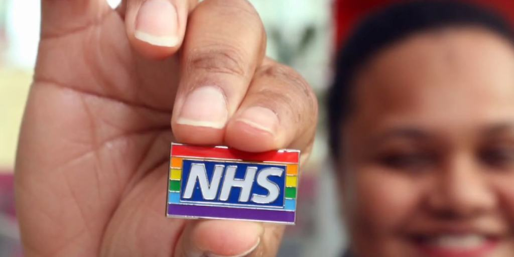 Swindon NHS Staff Support LGBTQ+ patients