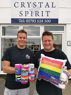 Swindon Wiltshire Pride Merchandise