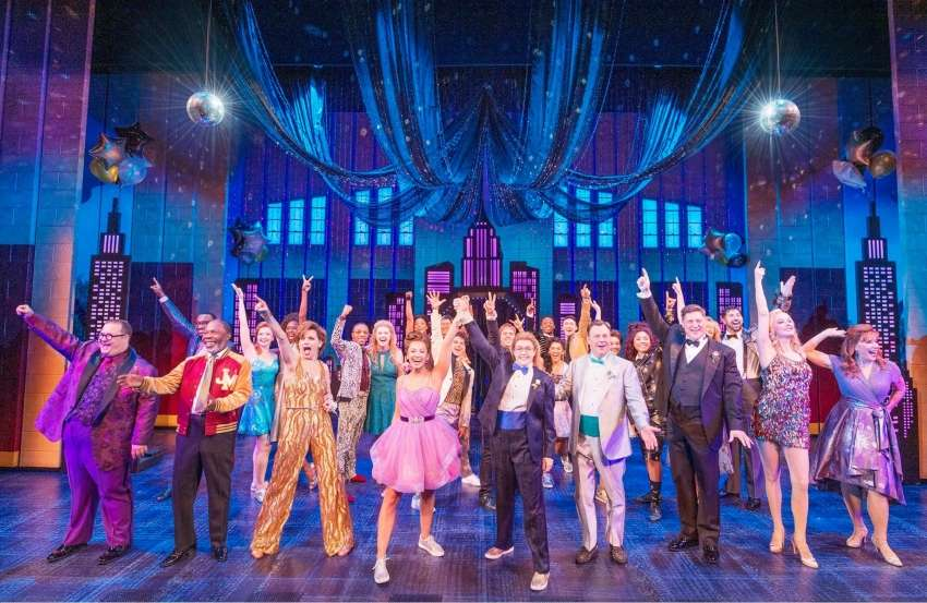 LGBTI musical The Prom announces closing date on Broadway