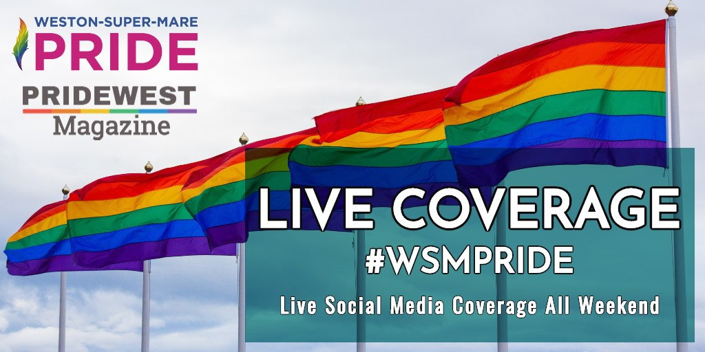 Weston Super Mare Pride 2019 – Live Coverage