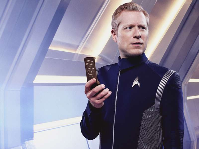 Check out Star Trek's Anthony Rapp's dramatic new haircut