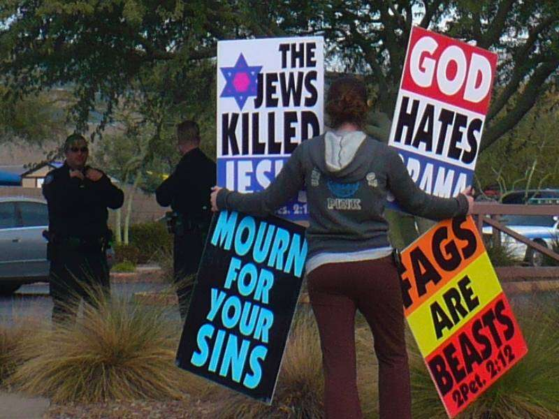 The number of LGBT+ hate groups in the US soared in 2019