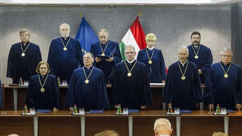 Trans activists take Hungary's new law banning gender recognition to Constitutional Court