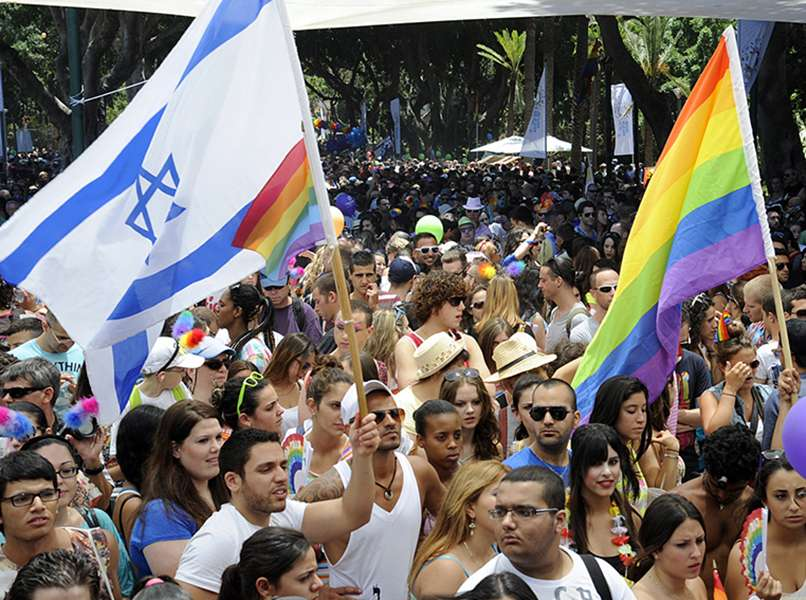 Israel court fines shop that refused to print LGBT+ posters calling them 'abomination materials'