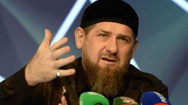 Chechnya's chief homophobe Ramzan Kadyrov in hospital with COVID-19 symptoms