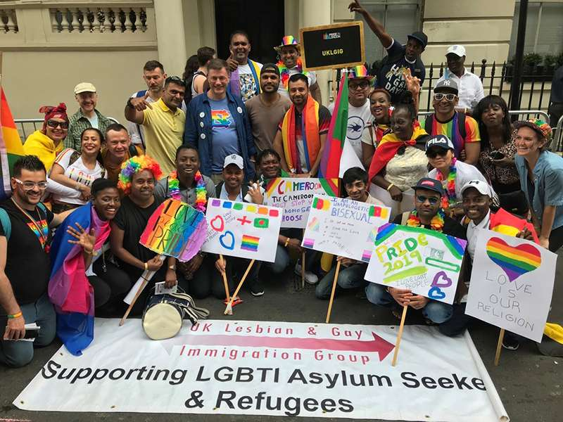 LGBT+ asylum seekers are sharing bedrooms with strangers during coronavirus