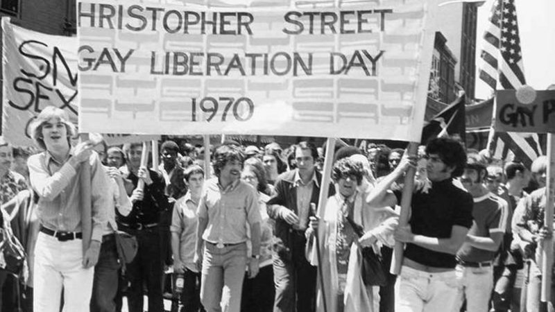 50 years ago: Amazing video shows the first ever Pride