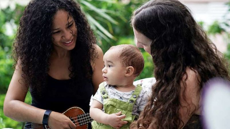 Cuba has recognized a baby has two moms for the first time