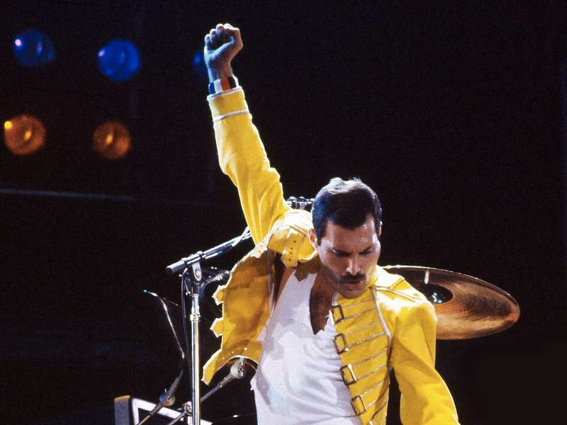 Queen and Freddie Mercury honored in Royal Mail postage stamps