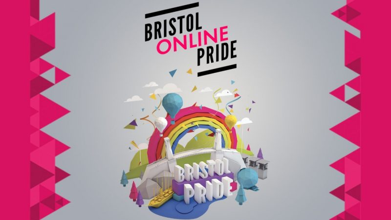 Virtual Bristol Pride Is Here