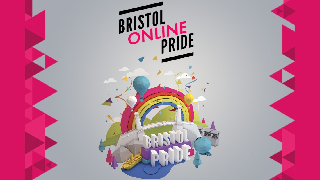 Bristol Pride Moves Online