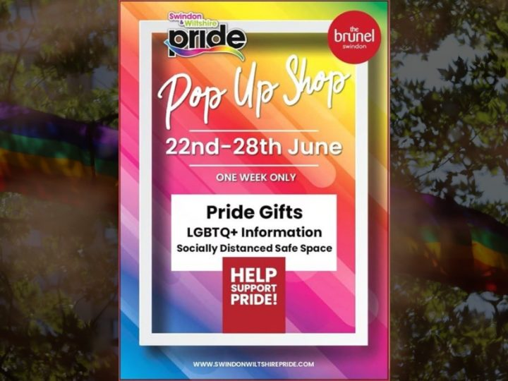 Swindon & Wiltshire Pride Pops Up Again