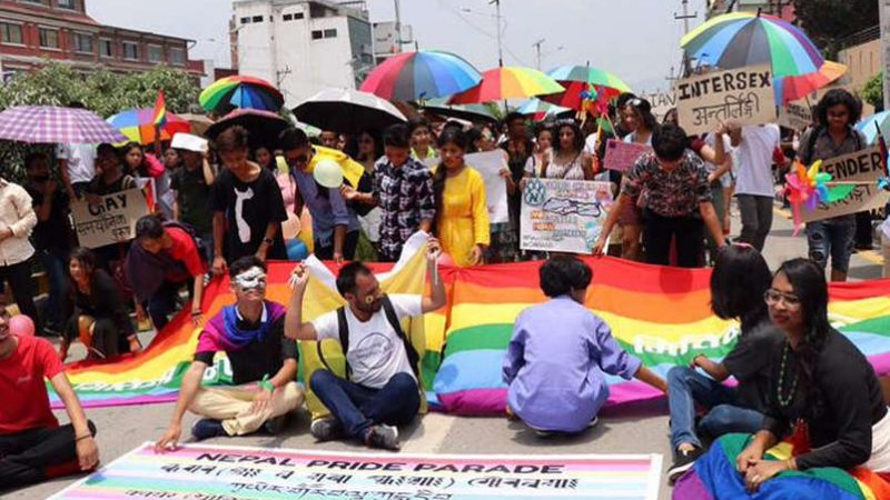 Nepal under new pressure to pass same-sex marriage