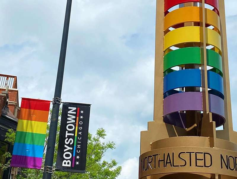 Beyond boys: Chicago's LGBT+ Boystown asks if it should change its name