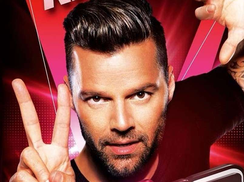 Ricky Martin cried as he came out as gay but it's made him 'super happy'