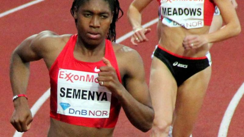 Intersex and trans sport: UN says sporting bodies must drop female sex tests