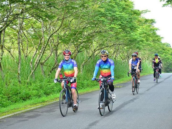 Taiwan gets on its bike to showcase how it is a beacon for LGBT+ rights