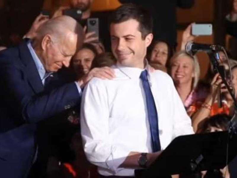 Pete Buttigieg: Joe Biden's political courage made LGBT+ change possible in America