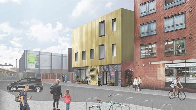 Builders will start work on this new £2.4million LGBT+ center for Manchester next week