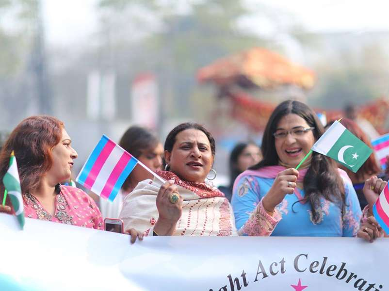 Pakistan is hosting four days of Trans Pride this weekend