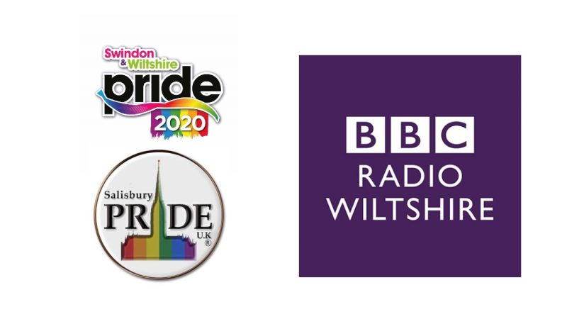 BBC Wiltshire Host Virtual Pride Celebrations