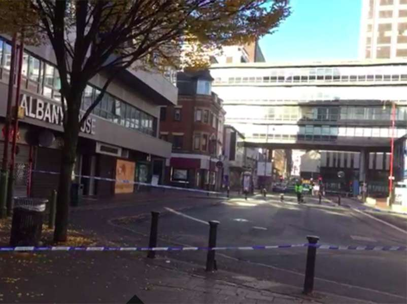 'Multiple stabbings' in Birmingham's LGBT+ district