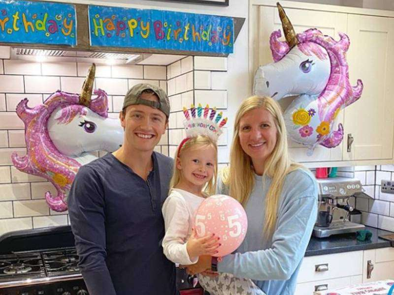 Has Rebecca Adlington got the most modern celebrity family in Britain?