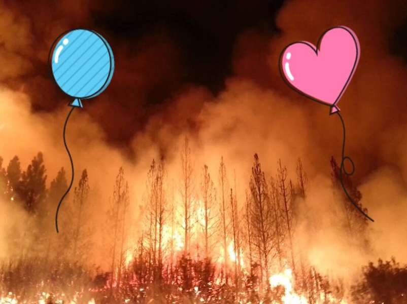 Gender reveal party ignites 10,000 acre California wildfire