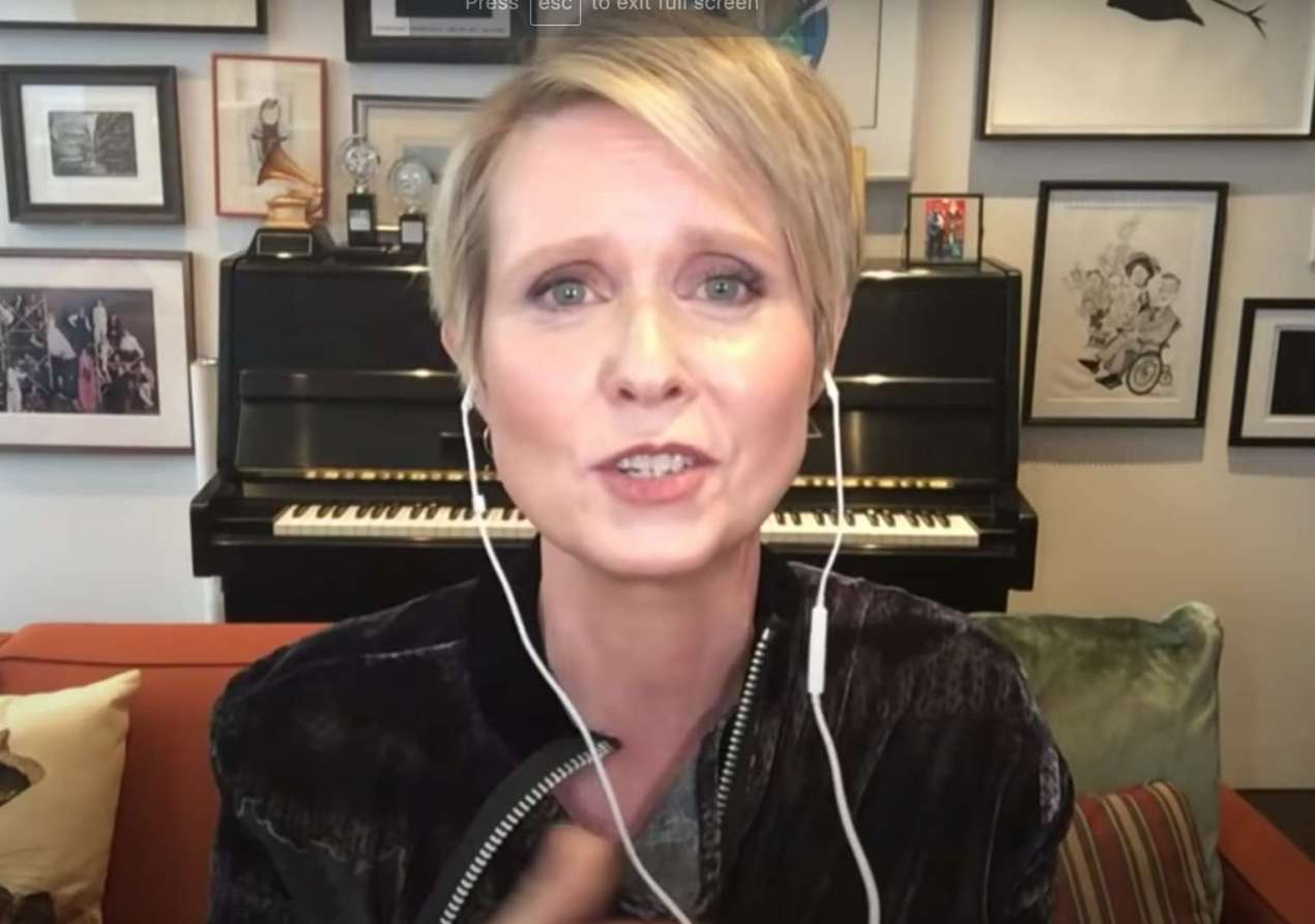 Cynthia Nixon reveals who she thinks could replace Kim Cattrall as Samantha Jones