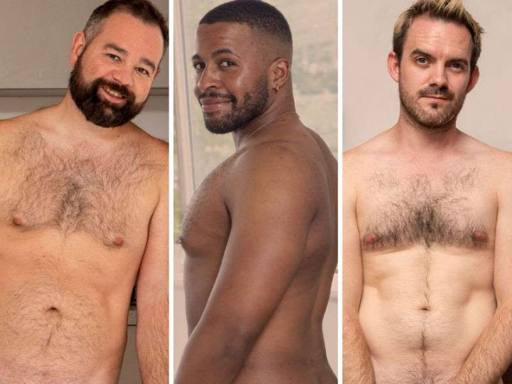 Meet the everyday, 'ordinary' models of the final Meat calendar