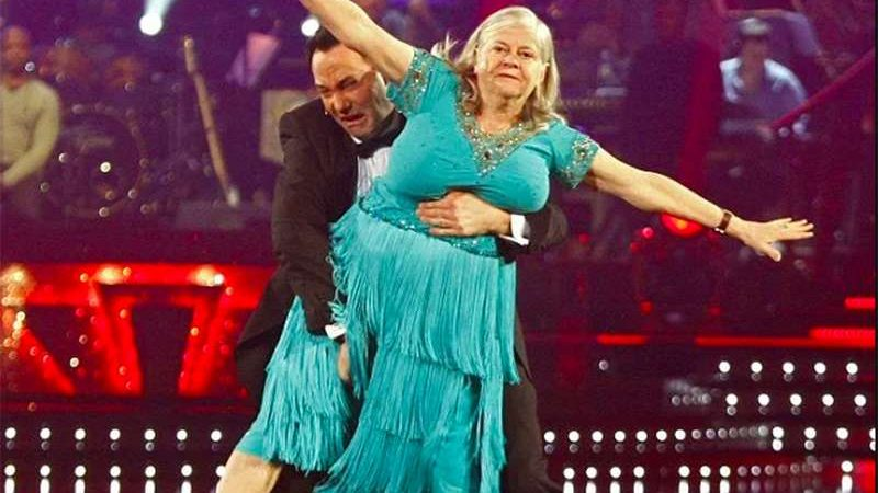 Ann Widdecombe says 'families' will be turned off by seeing same-sex dancing on Strictly