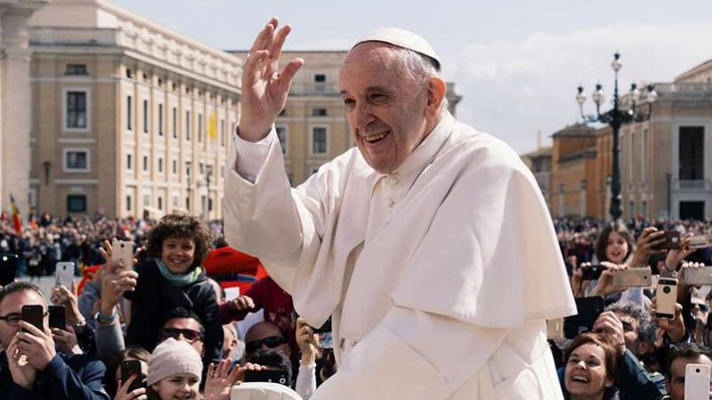 LGBT+ Catholics respond after Pope Francis backs same-sex civil unions