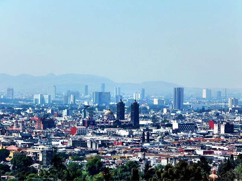 Conservative Mexican state of Puebla is latest to pass same-sex marriage