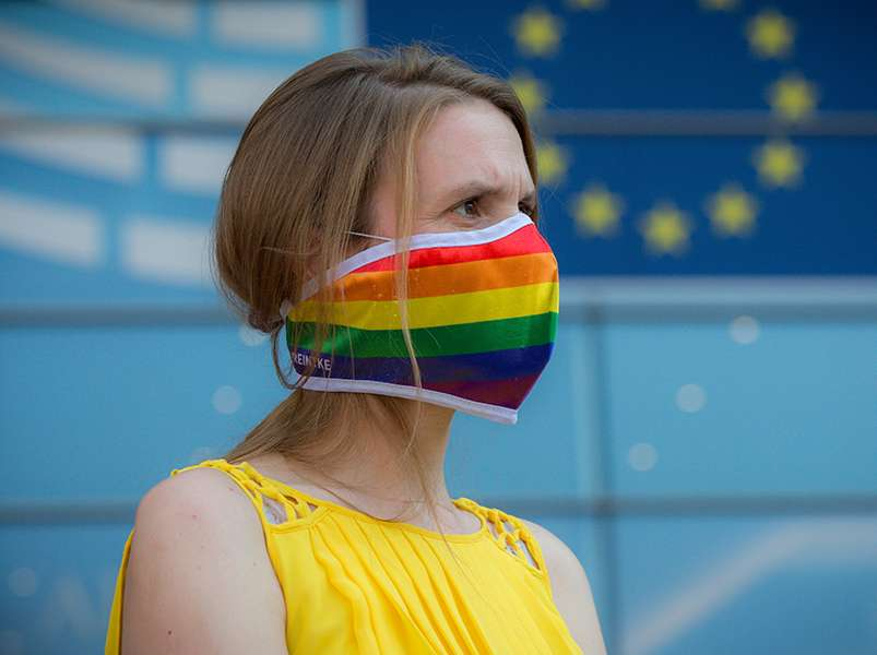 Campaigners bid to get the EU to ban 'conversion therapy' across Europe