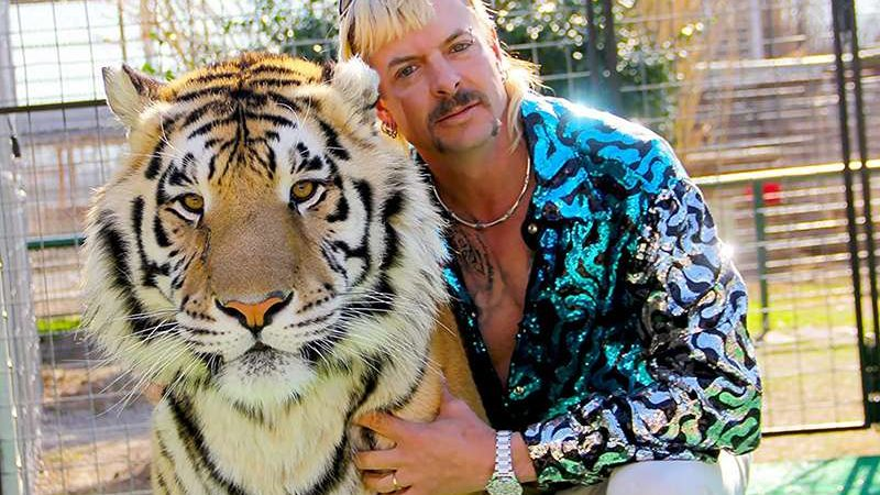 Joe Exotic's team spent $10,000 at a Trump hotel to try to win a pardon for the Tiger King star
