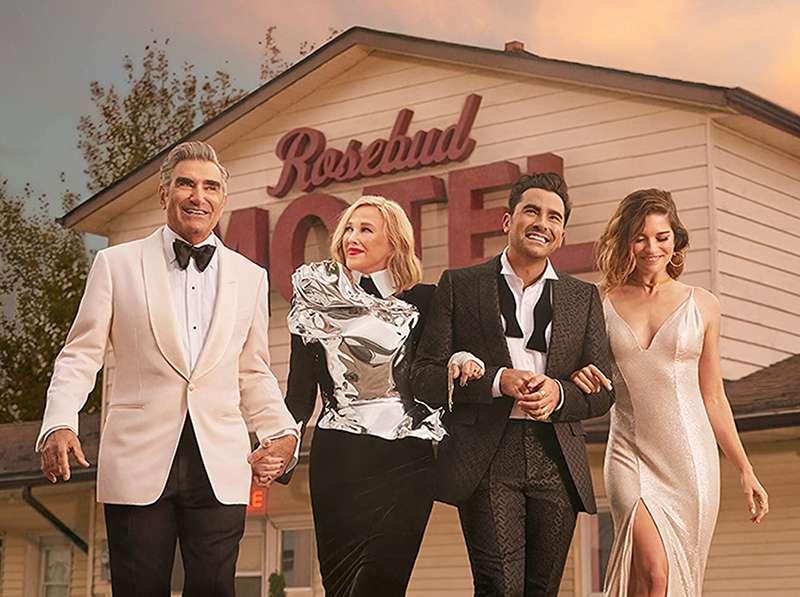 The Rosebud Motel from Schitt's Creek is up for sale