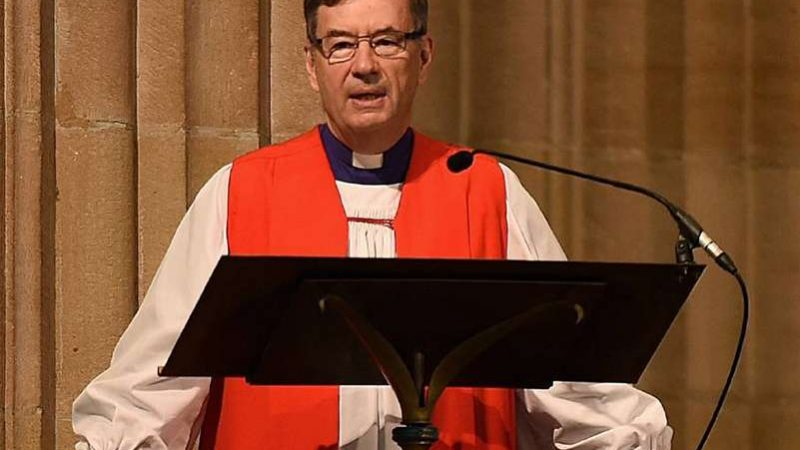 Anglican archbishop says blessing a same-sex marriage is 'blessing sin'