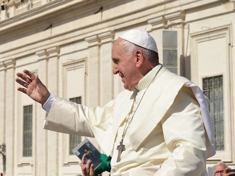 Vatican insists Pope Francis doesn't support same-sex marriage