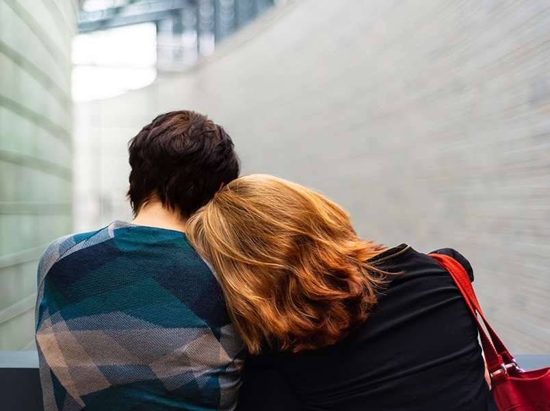 Most LGBT+ survivors don't have access to specialist domestic abuse help