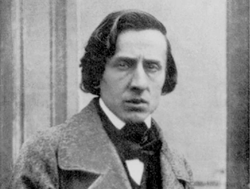 Music journalist discovers Polish composer Chopin's gay loves